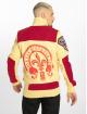 Yakuza Lightweight Jacket Lily Skull Two Face Training yellow 4