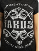 Yakuza T-Shirt Memento Mori Burnout black