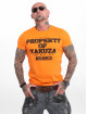 Yakuza T-Shirt Property orange
