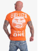 Yakuza T-Shirt Trust No One orange