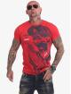 Yakuza T-Shirt Carnal red