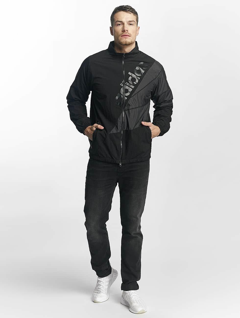 adidas originals Lightweight Jacket Tribe Track Top black