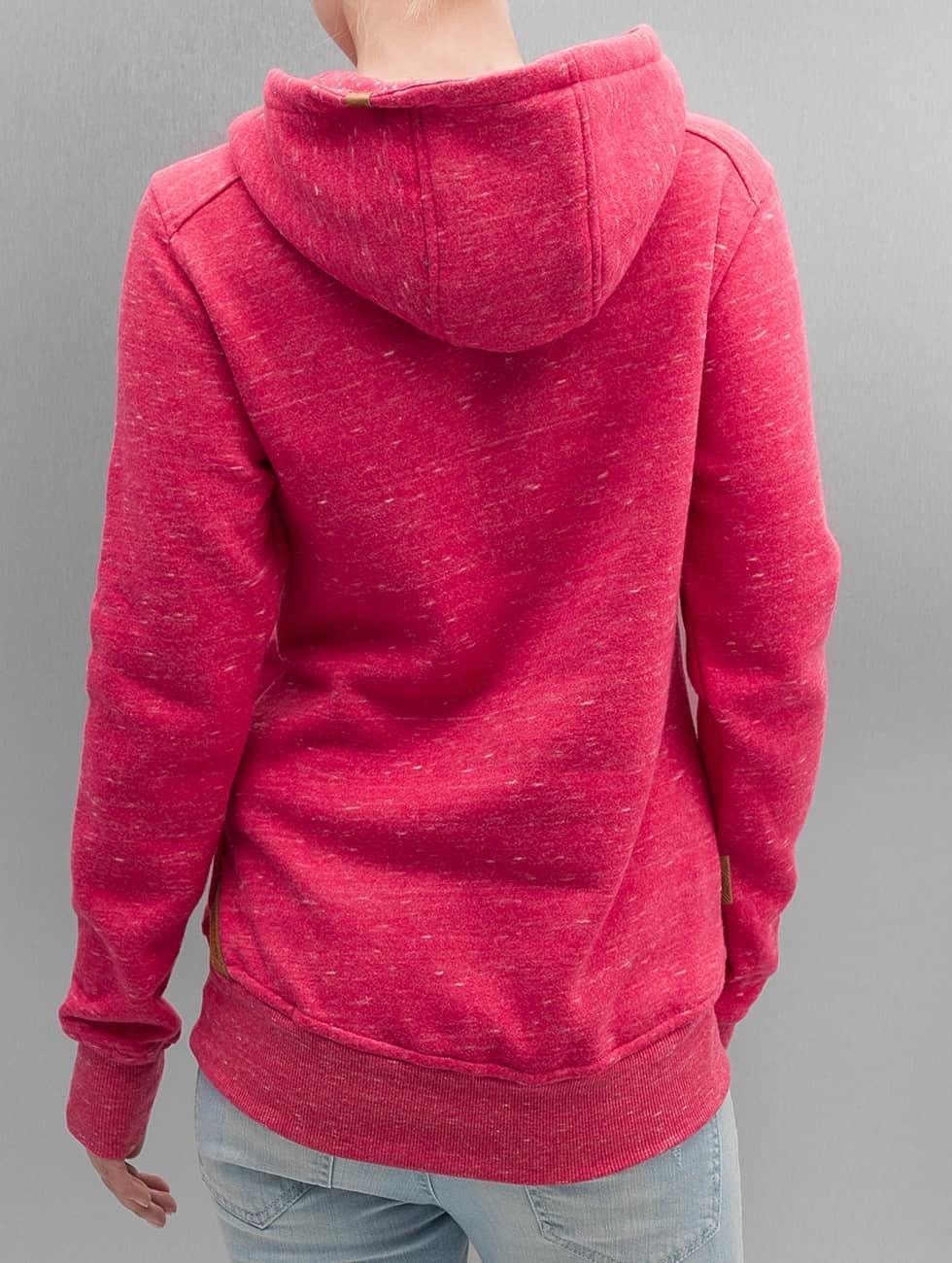 Alife & Kickin Hoodie Maya pink
