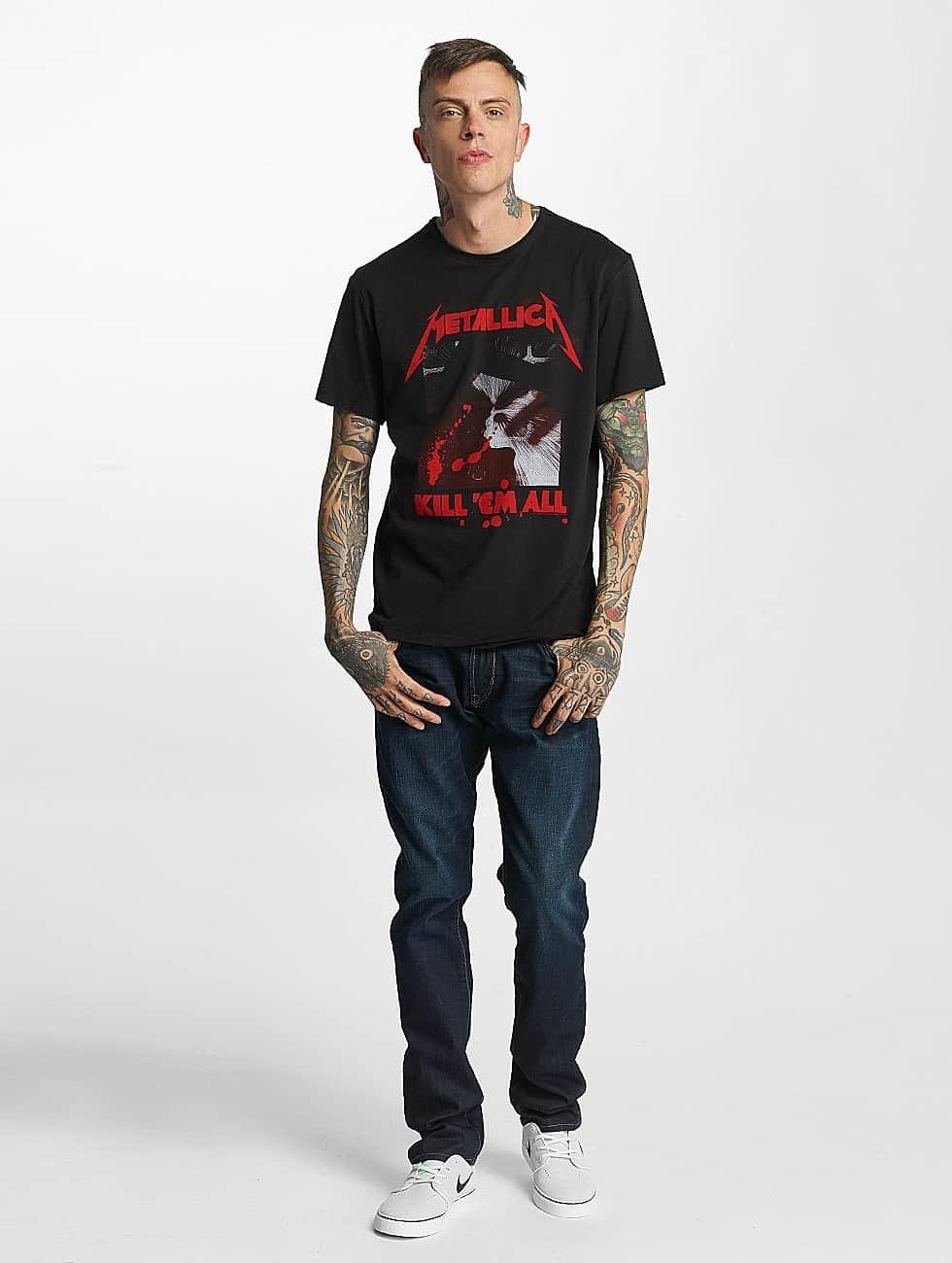 Amplified T-Shirt Metallica Kill Em All black
