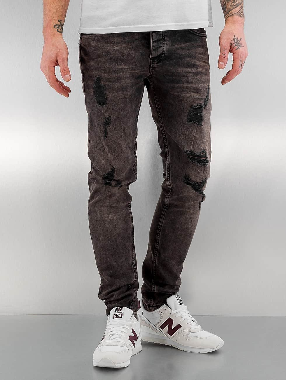 Bangastic Slim Fit Jeans Emil gray
