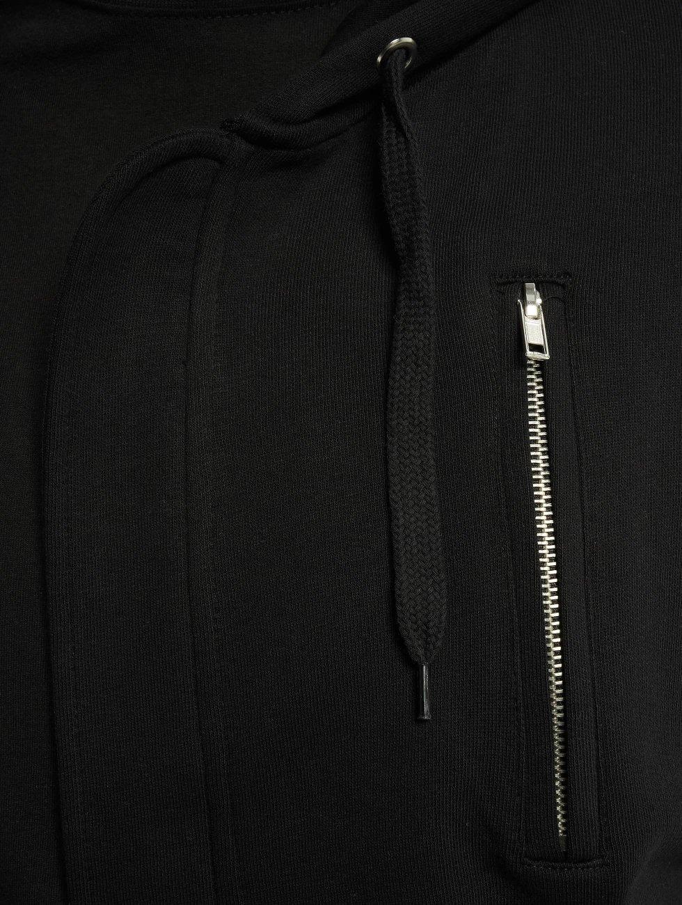 Bangastic Zip Hoodie AE463 Oversize black
