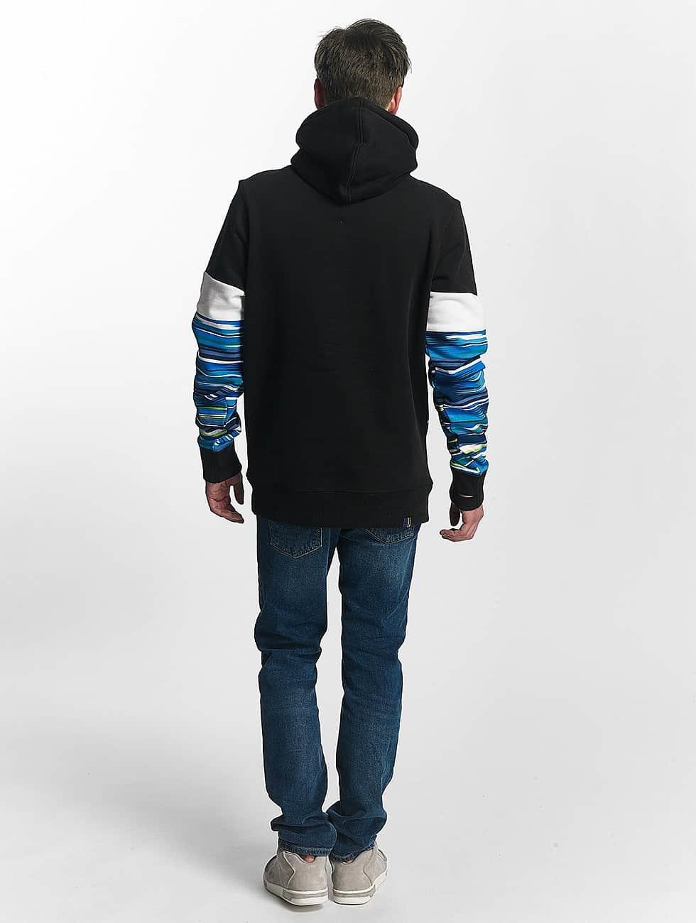Bench Hoodie Aop black