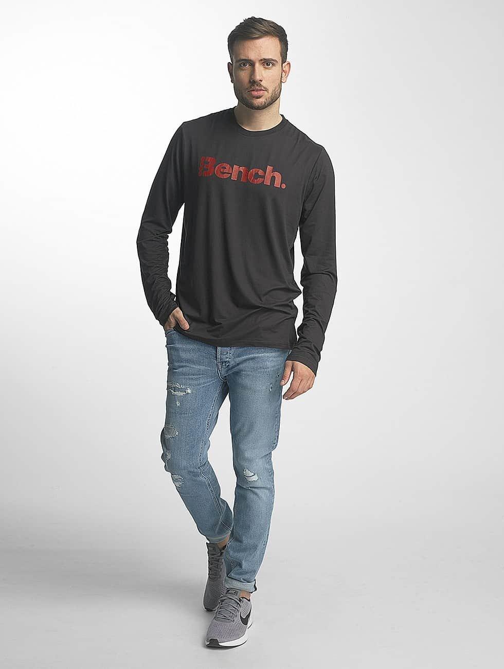Bench Longsleeve Corp black