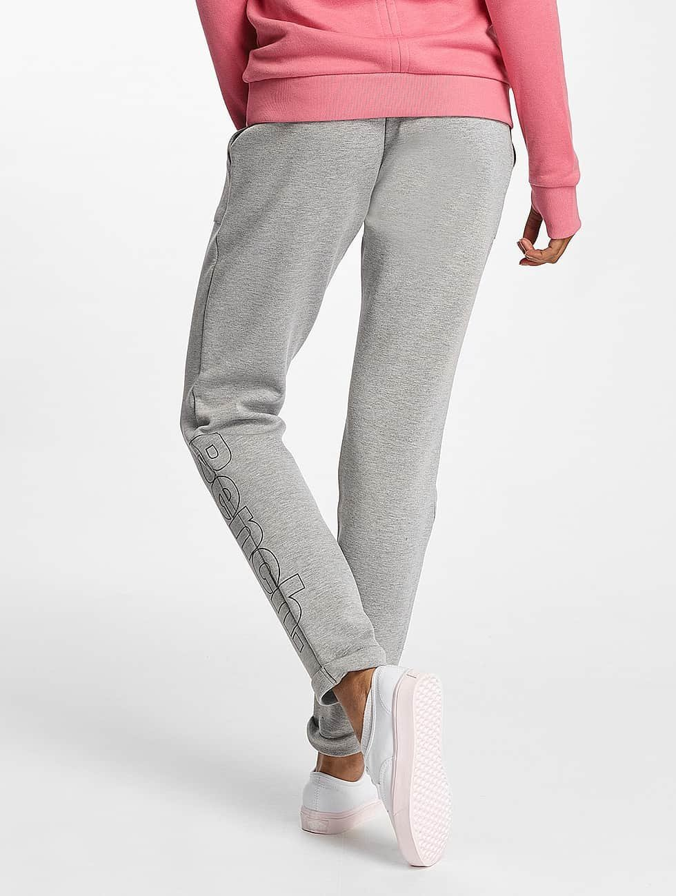 Bench Sweat Pant Core Colorblock gray