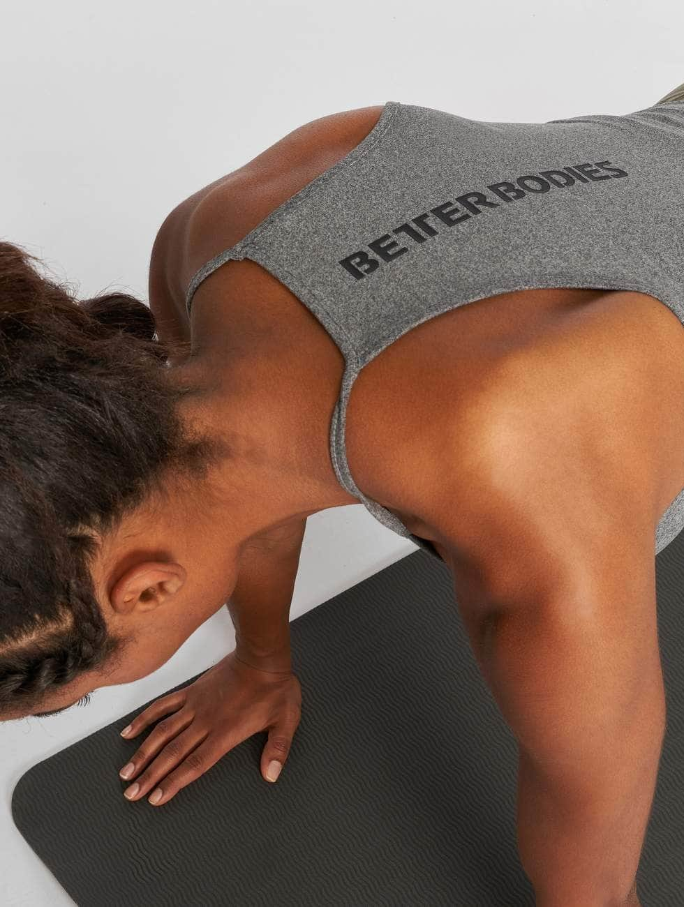 Better Bodies Top Performance gray