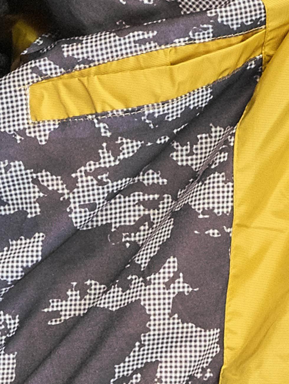 Cipo & Baxx Lightweight Jacket Continent yellow