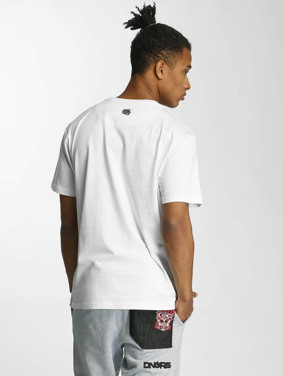 Dangerous DNGRS T-Shirt Hello white