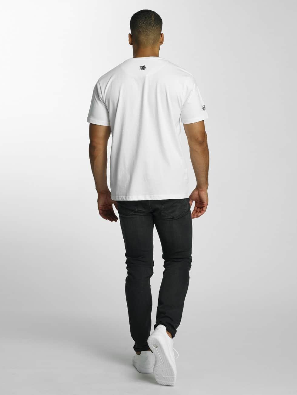 Dangerous DNGRS T-Shirt Scratchwork white