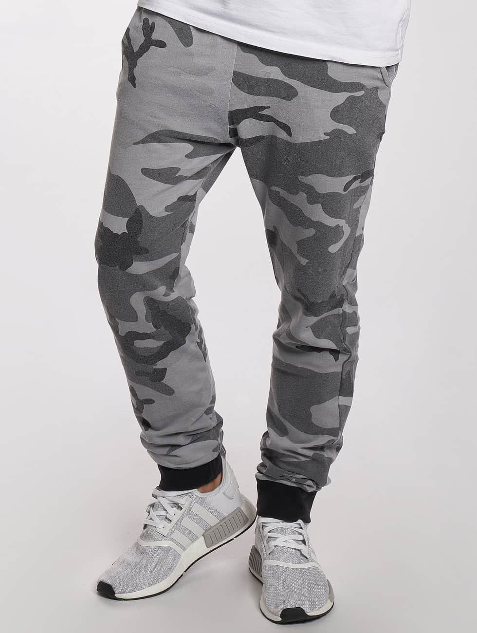 DEF Sweat Pant Camo camouflage