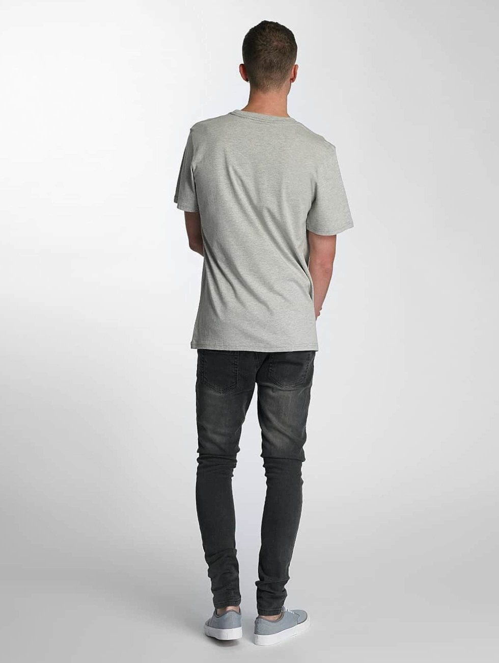 Electric T-Shirt Script gray