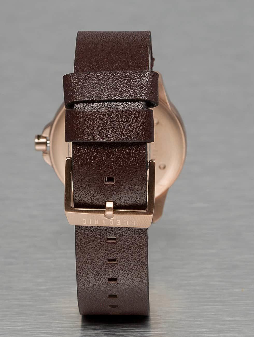 Electric Watch CARROWAY brown