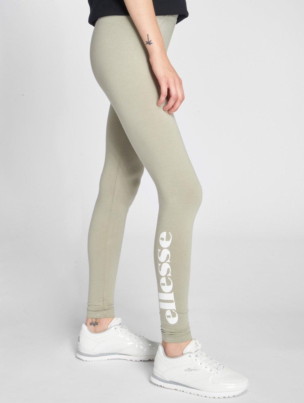 Ellesse Leggings/Treggings Solos green