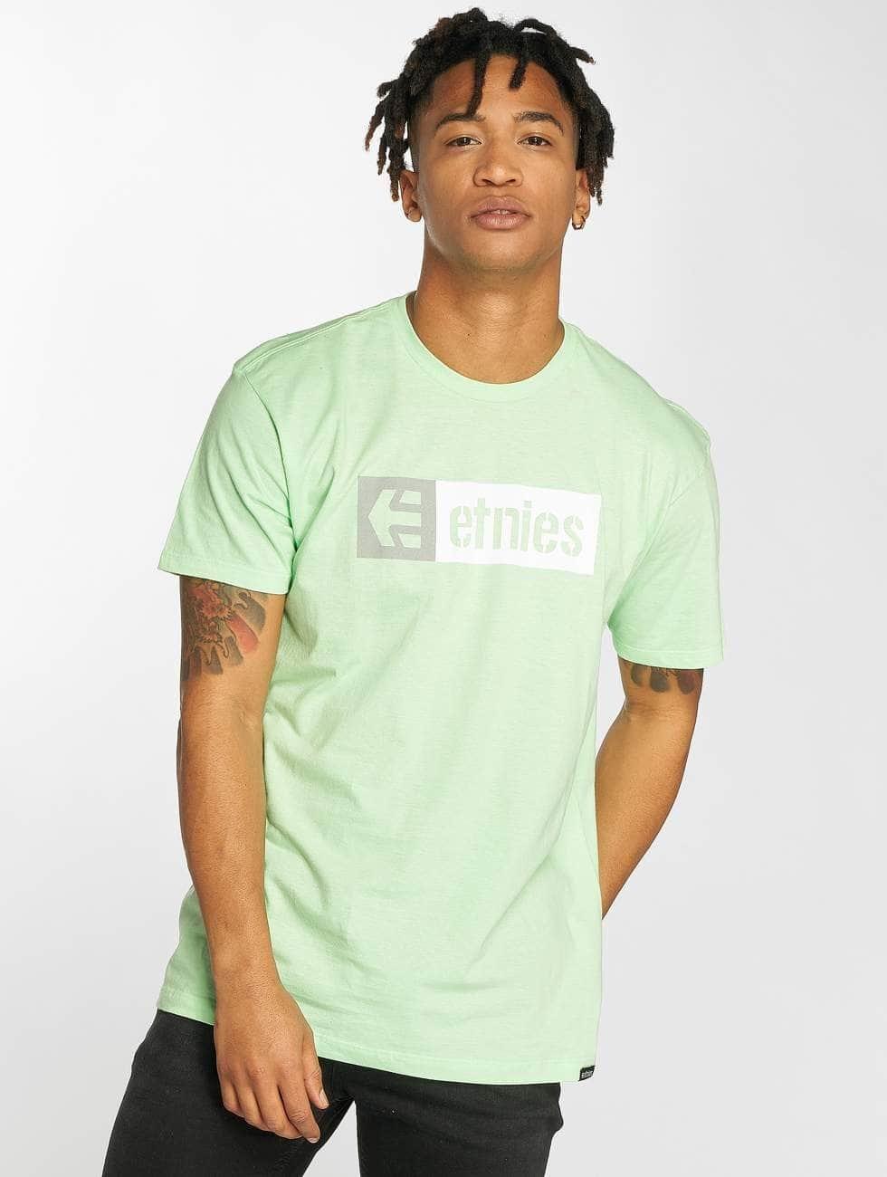Etnies T-Shirt New Box green