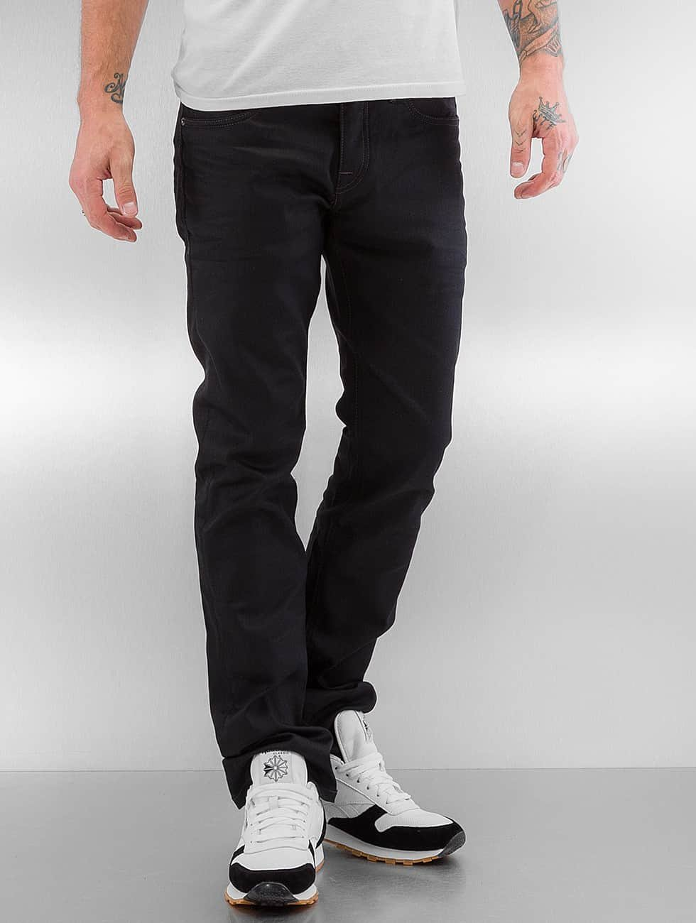 Jack & Jones Straight Fit Jeans jjIclark jjOriginal JOS 935 LID black