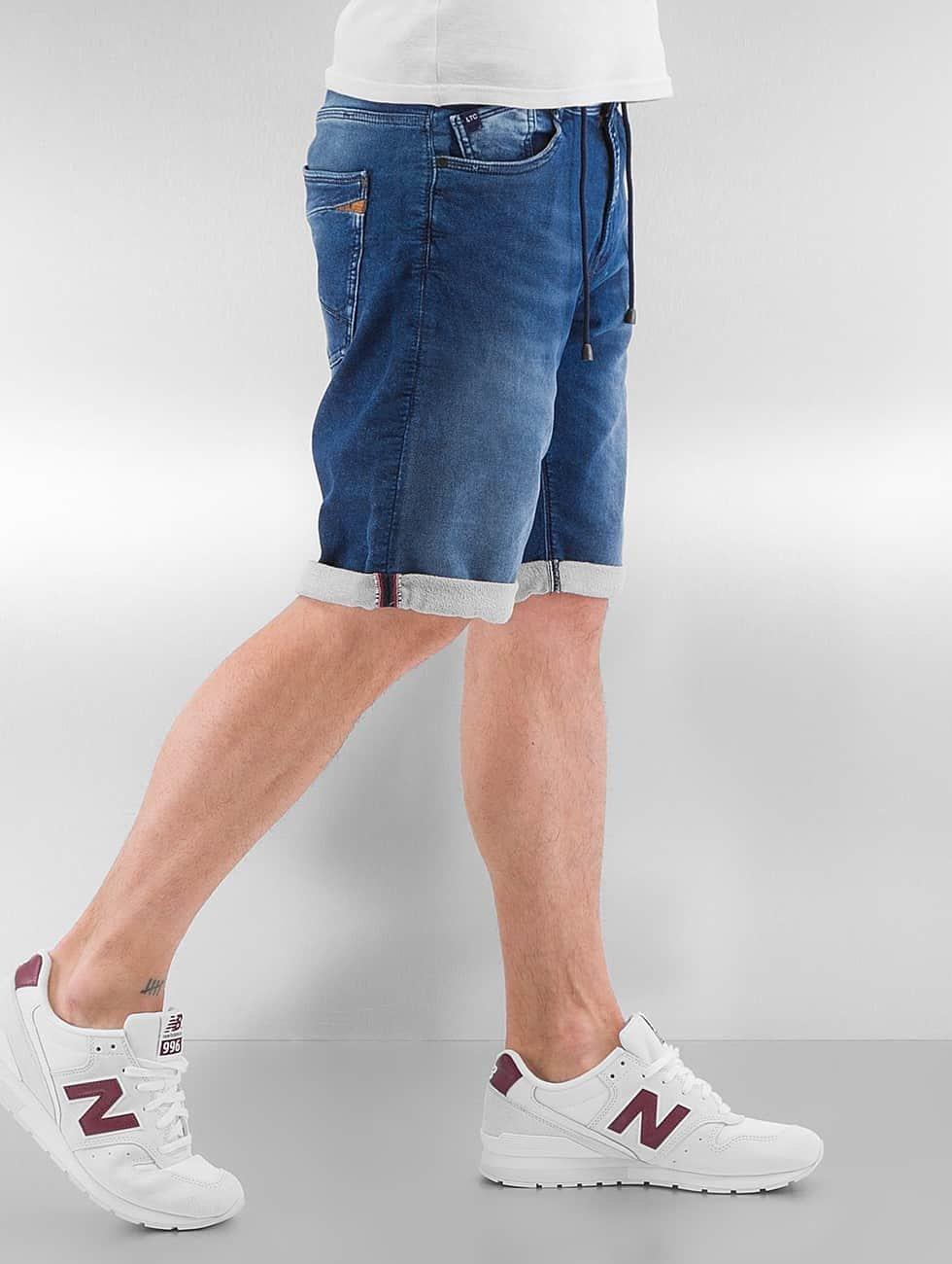 Le Temps Des Cerises Short Jogg blue