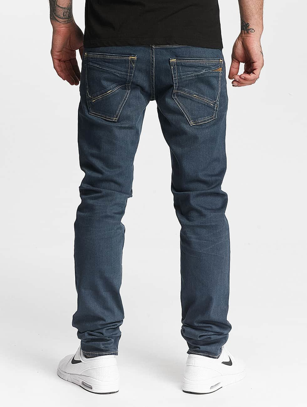 Le Temps Des Cerises Straight Fit Jeans 711 Basic blue