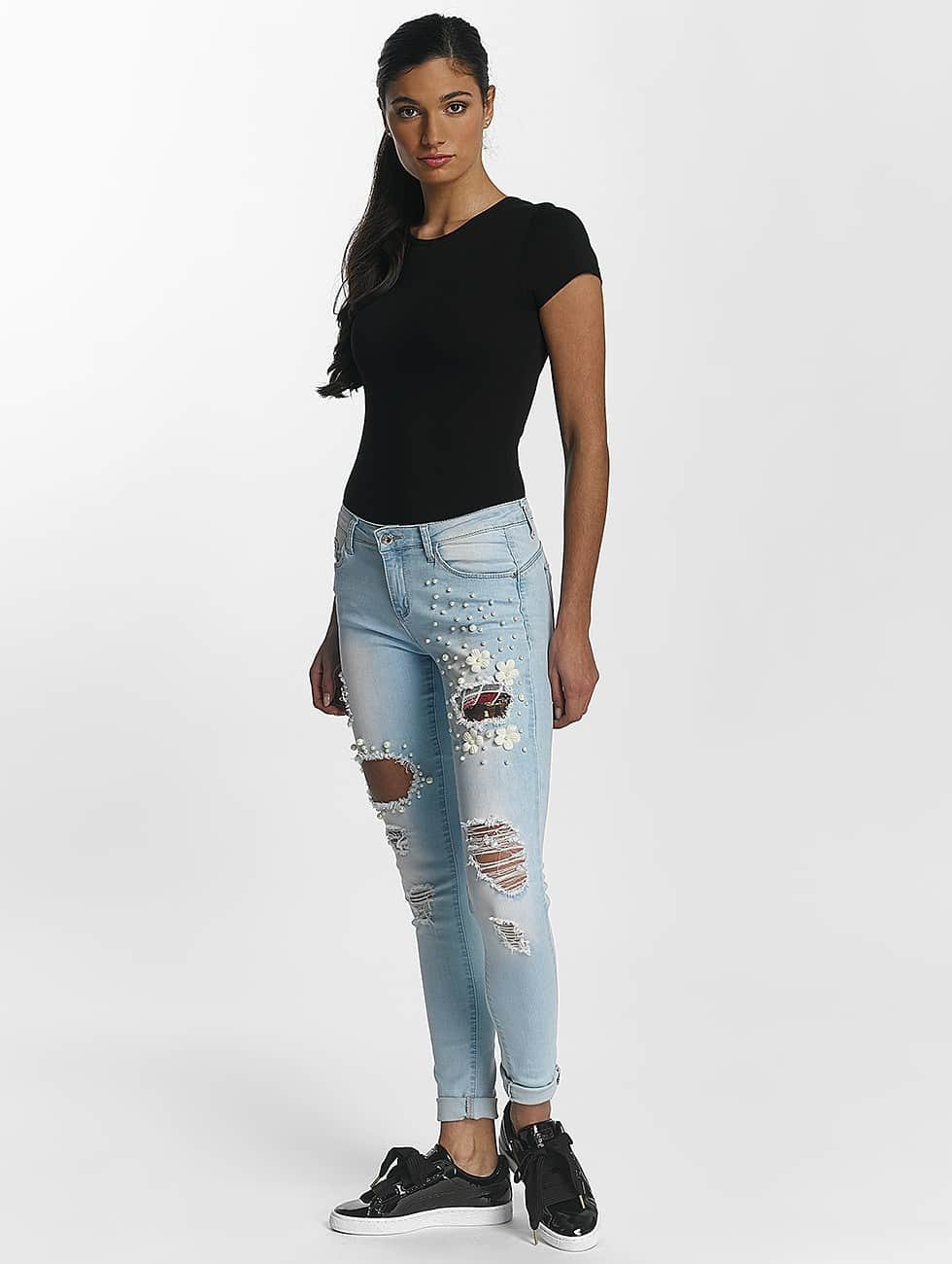Leg Kings Skinny Jeans Lantis blue