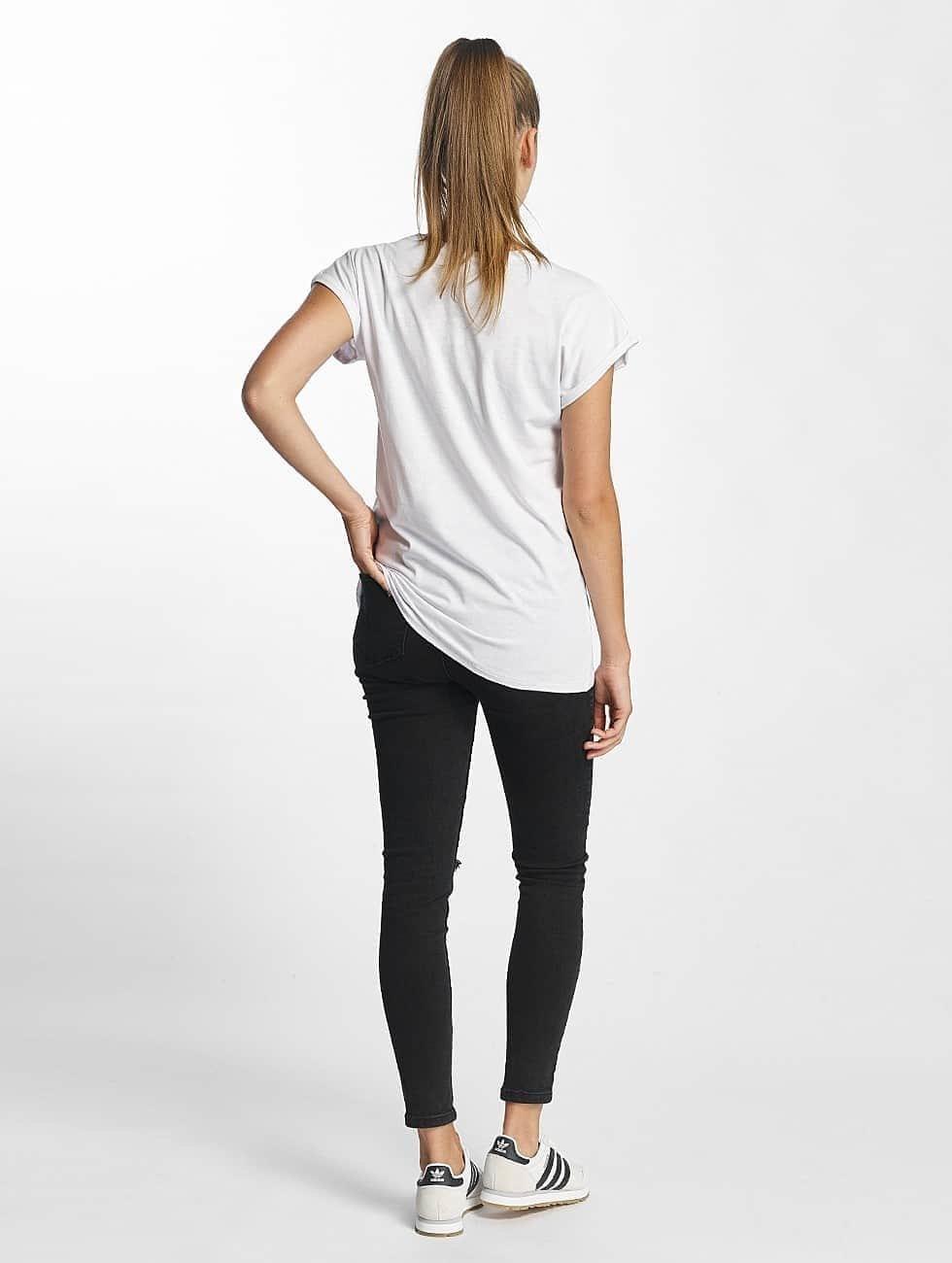 Mister Tee T-Shirt Bae white