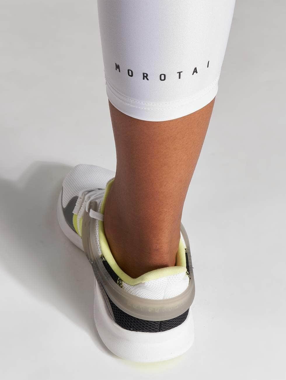 MOROTAI Leggings/Treggings Capri white