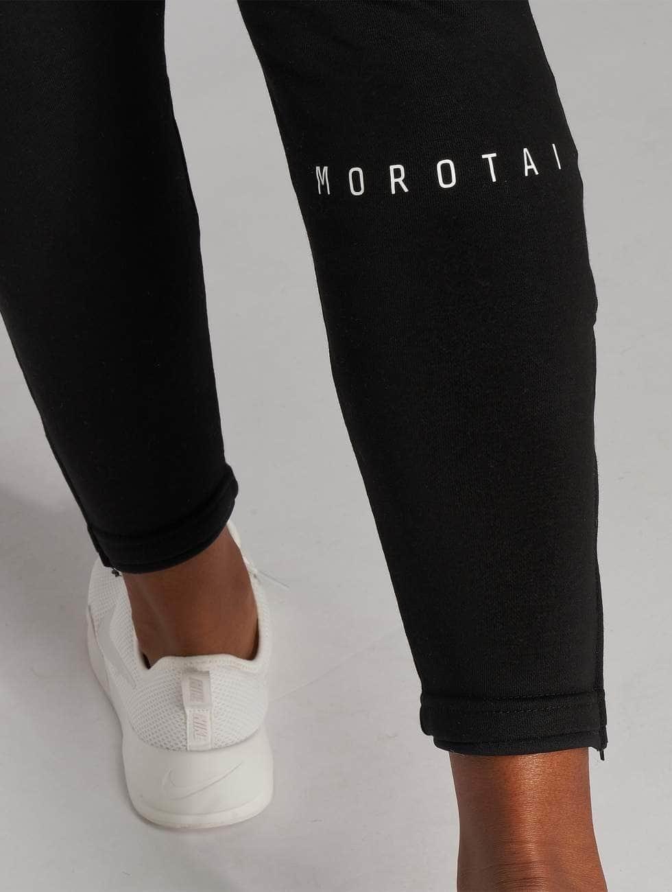 MOROTAI Sweat Pant Comfy black