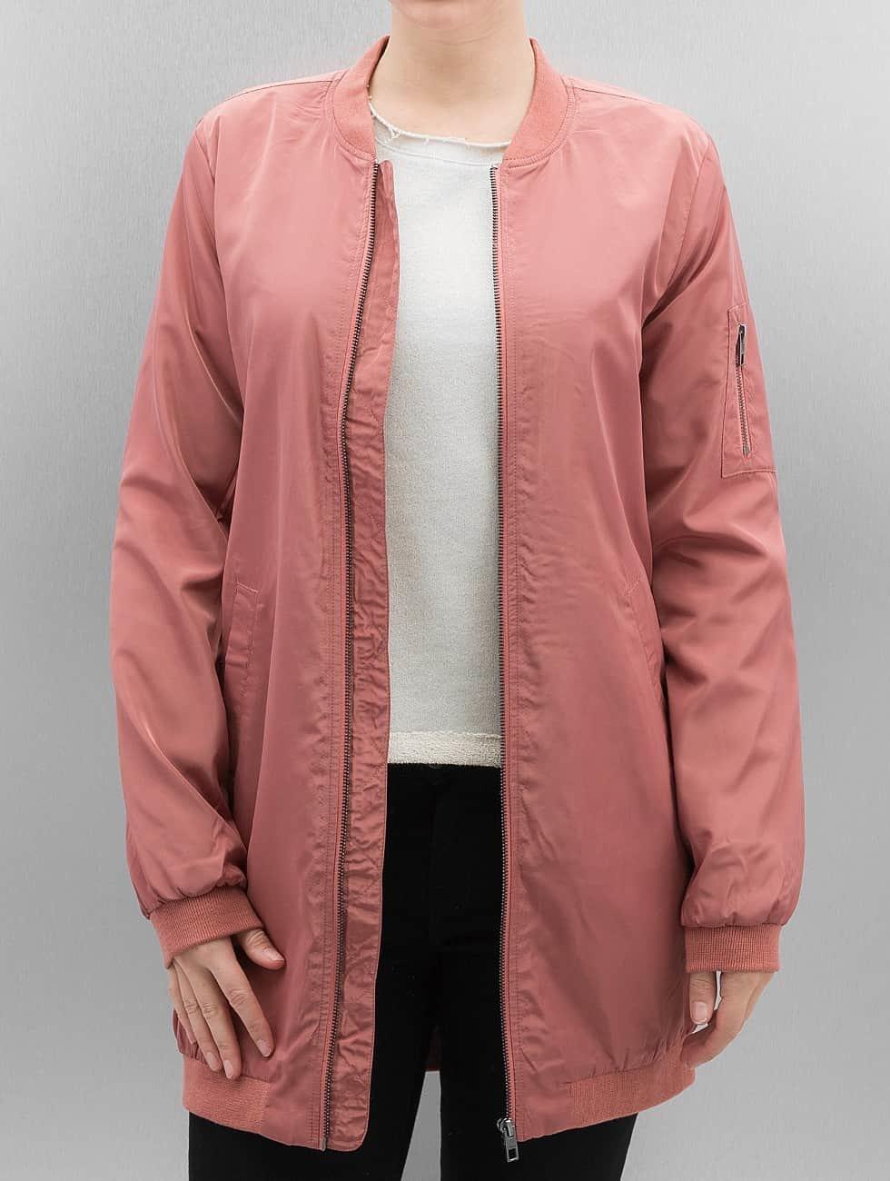 Only Bomber jacket onlLinea Long rose