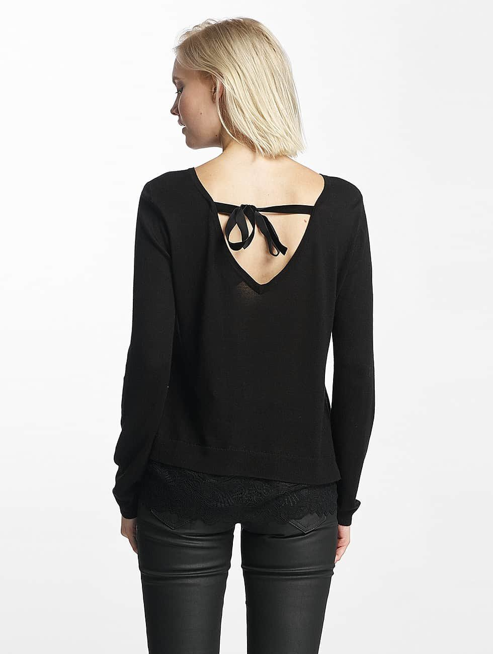 Only Pullover onlShirtley Lace black