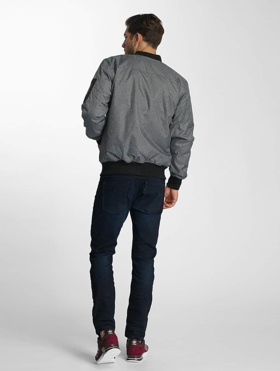Paris Premium Bomber jacket Medan gray