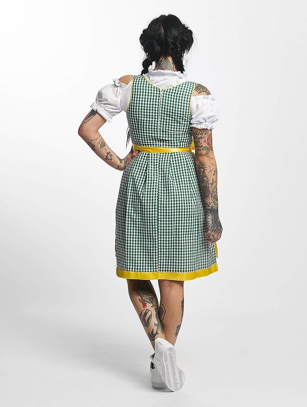 Paris Premium Dress Elegance green