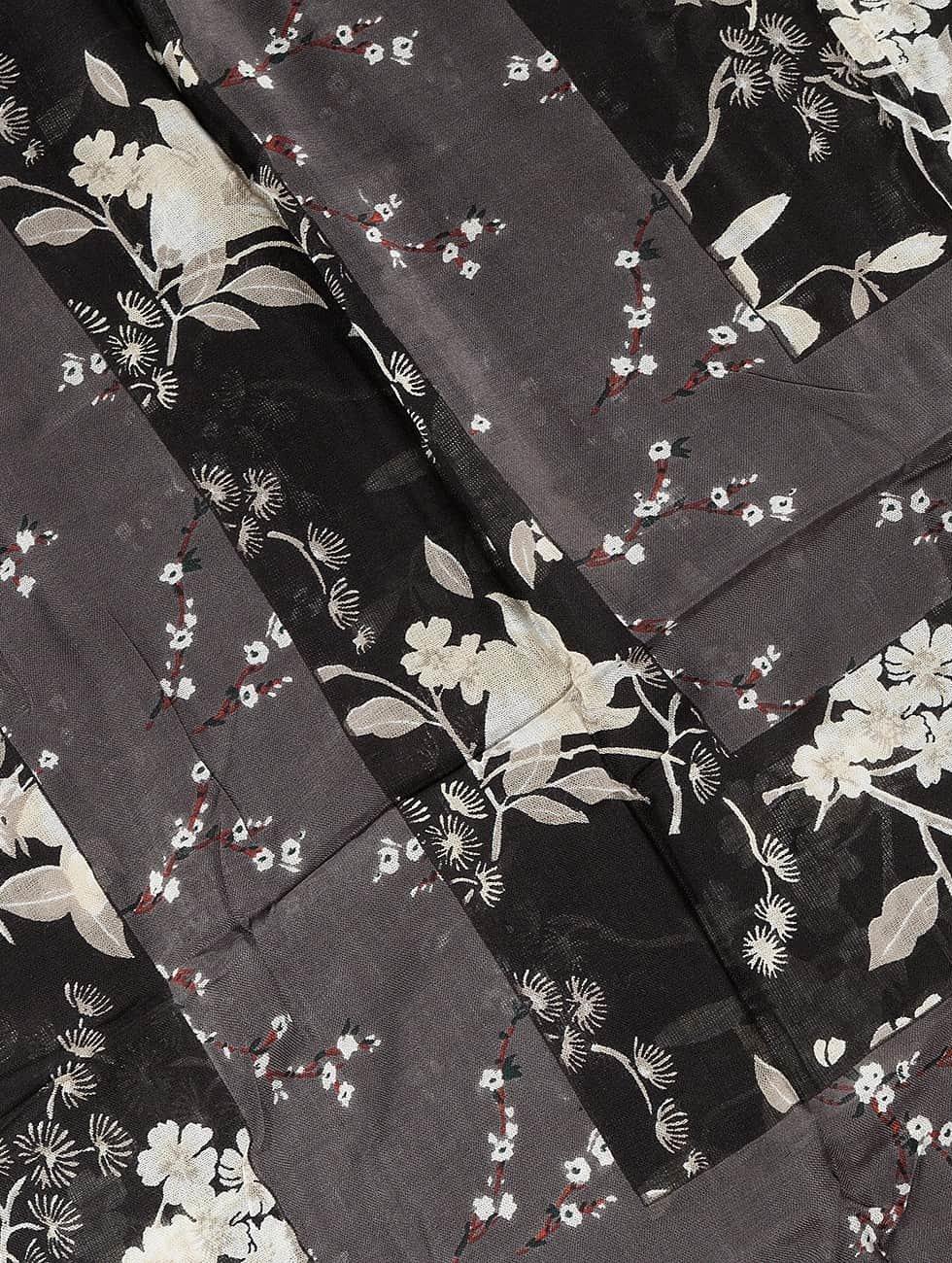 Pieces Scarve / Shawl pcNallie black