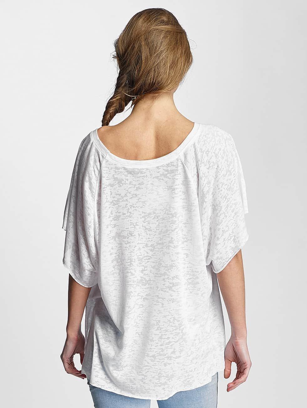 Poolgirl T-Shirt Salome white