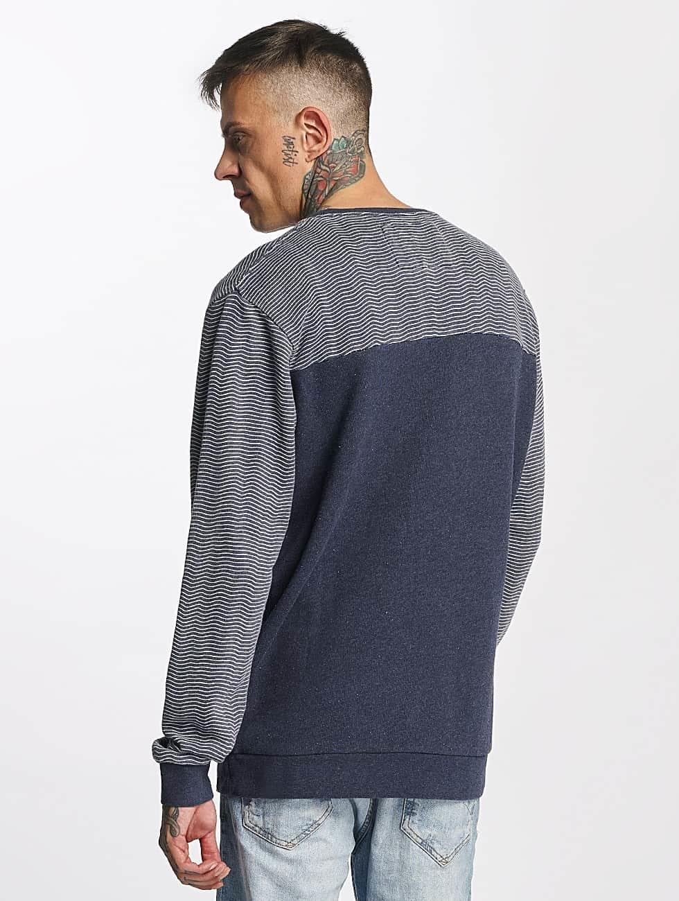 Quiksilver Pullover Mahatao blue