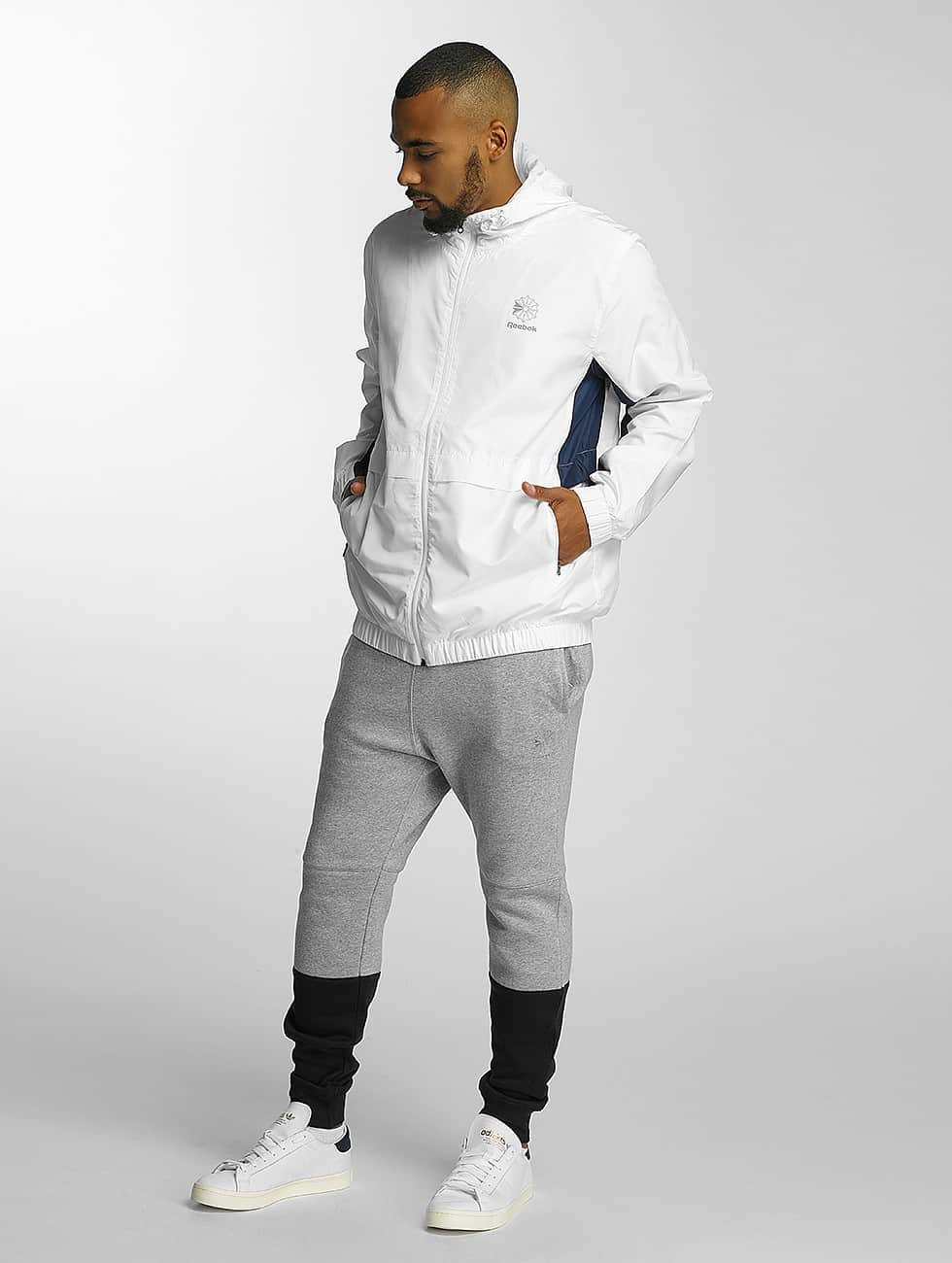 Reebok Lightweight Jacket F white