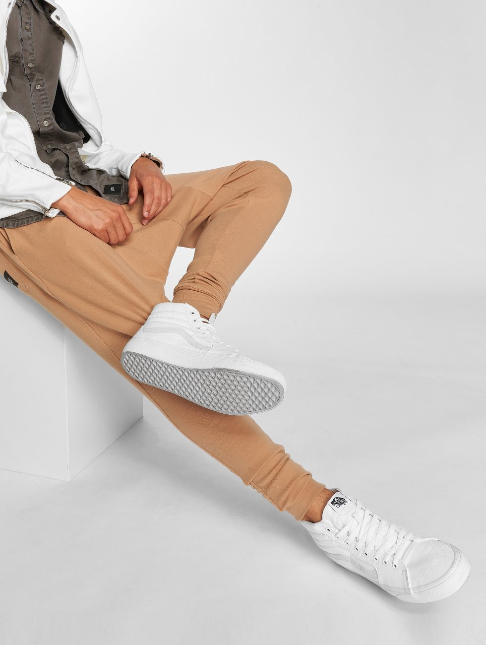 Sixth June Sweat Pant Sarouel beige
