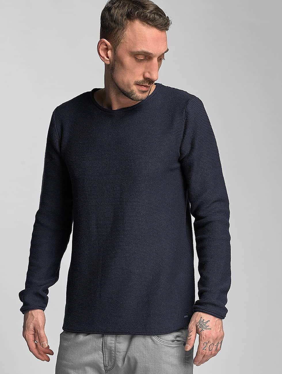 Solid Pullover Jarah indigo
