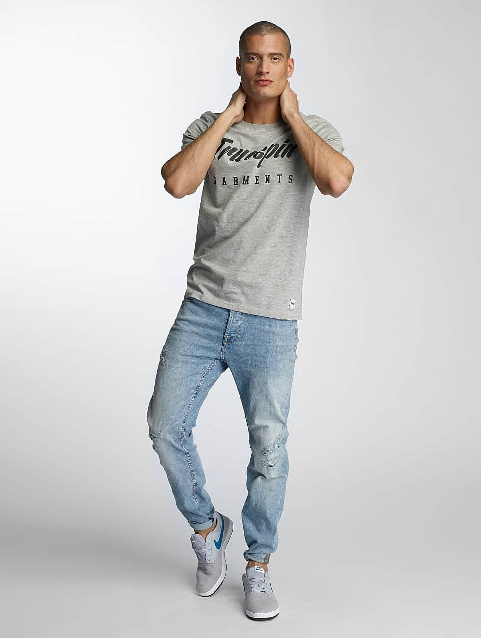 TrueSpin T-Shirt 7 gray