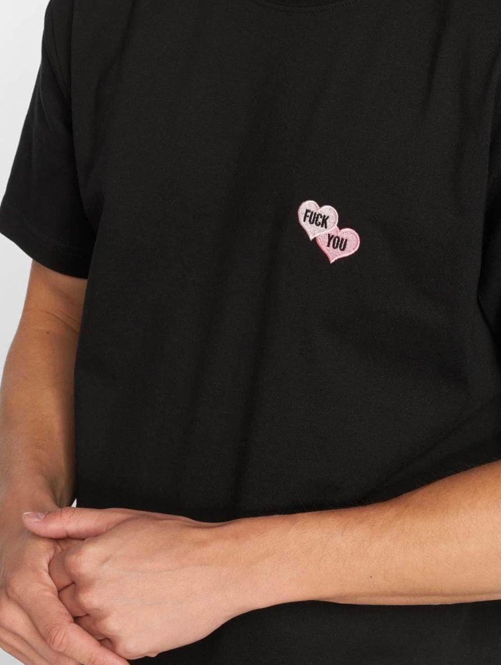 TurnUP T-Shirt F U black