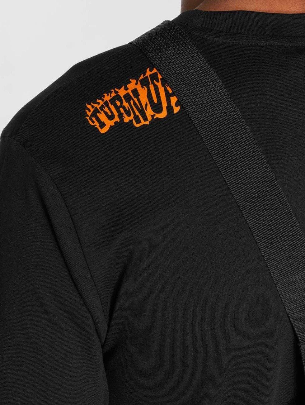 TurnUP T-Shirt Neigschaut black
