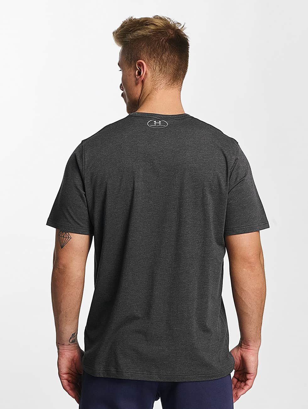 Under Armour T-Shirt Charged black