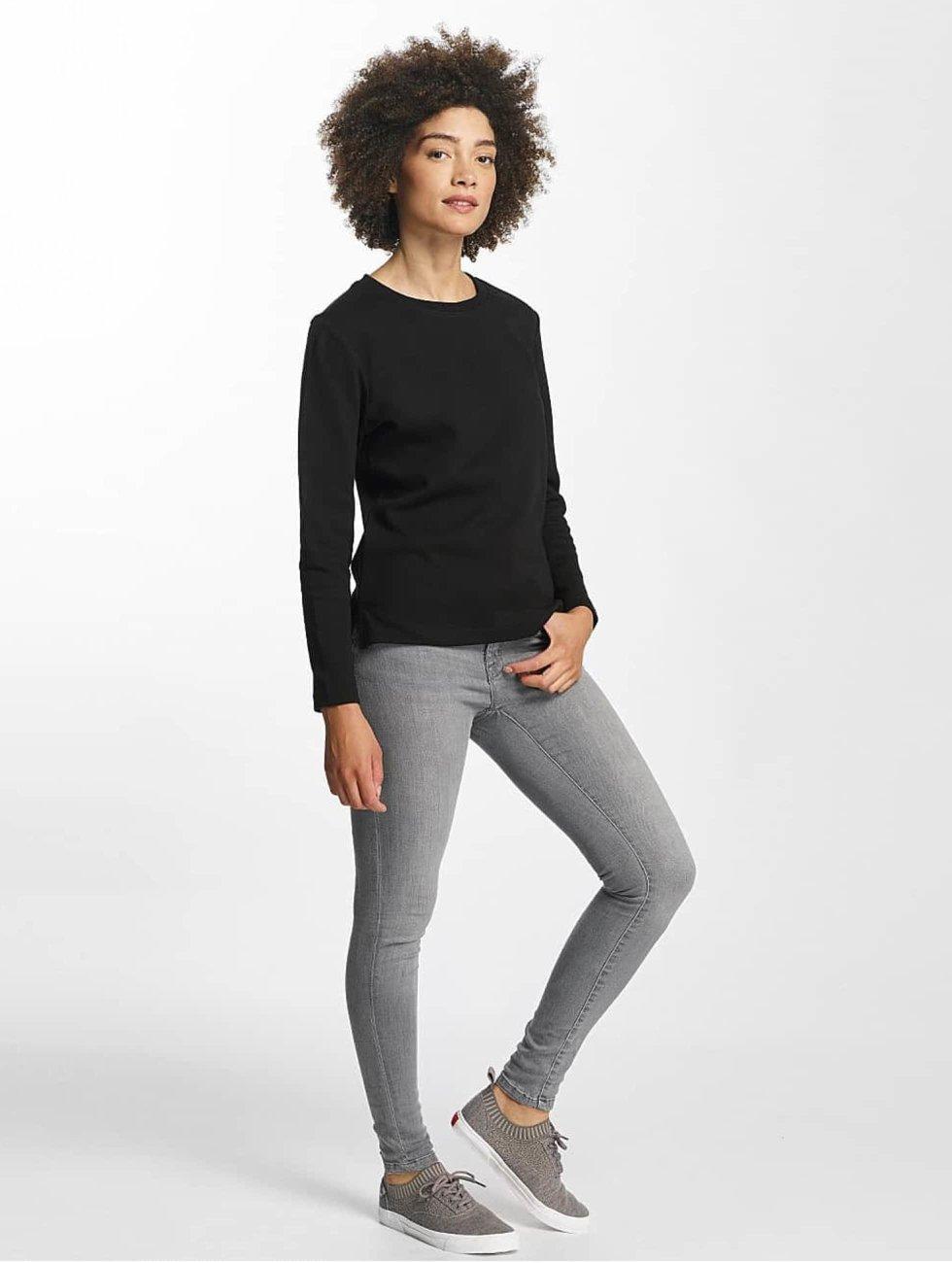 Urban Classics Pullover Athletic Interlock black