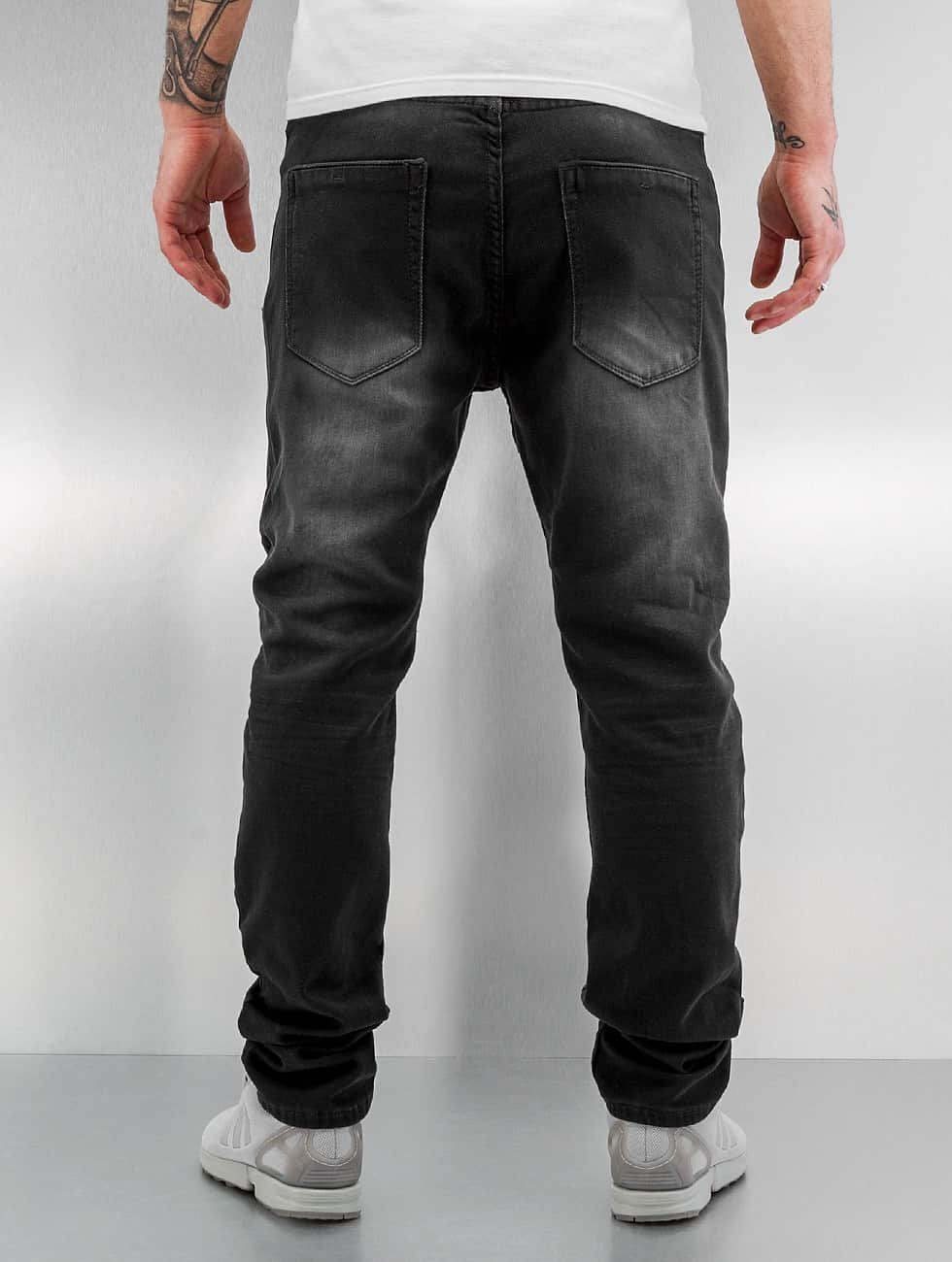 Urban Surface Straight Fit Jeans Jogg black
