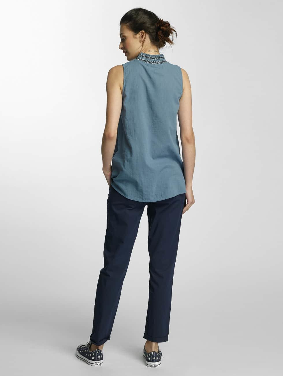 Vero Moda Top vmGaiza blue