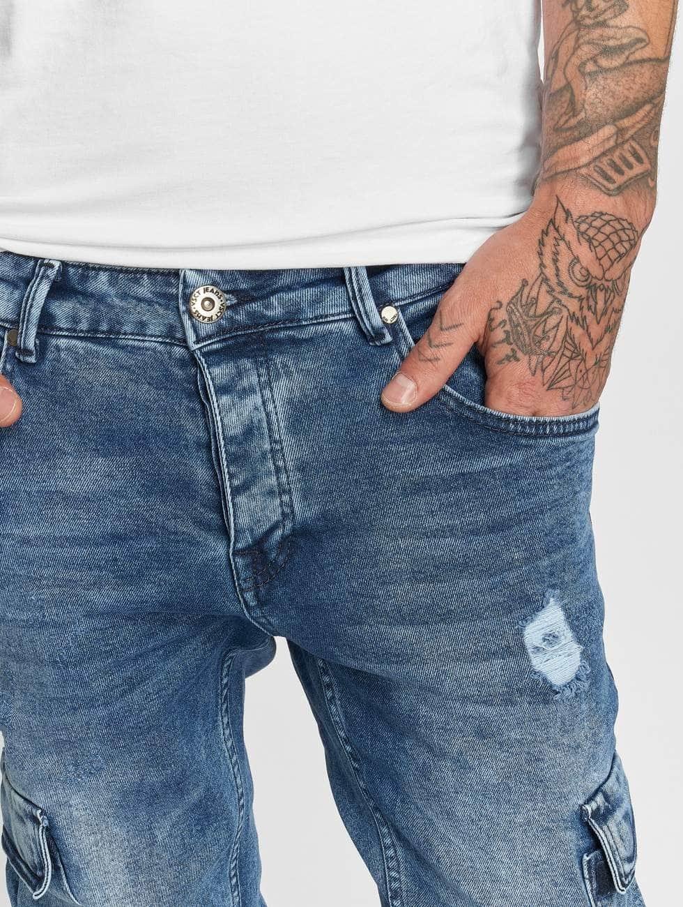 VSCT Clubwear Antifit Knox Cargo Adjust Hem blue