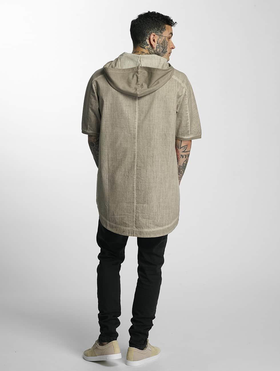 VSCT Clubwear T-Shirt Hooded beige