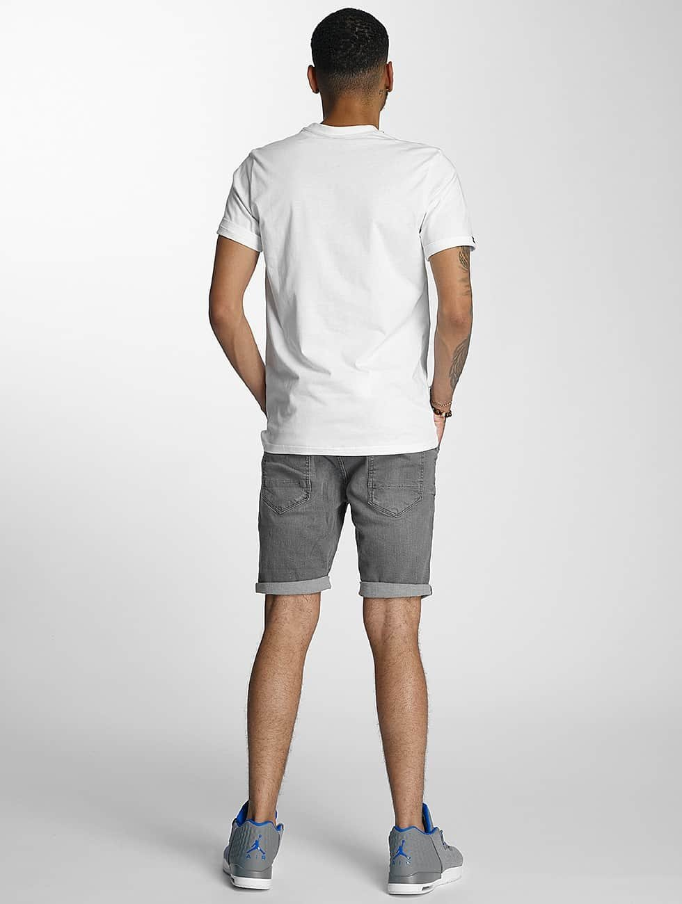 Wrung Division T-Shirt Lecter white