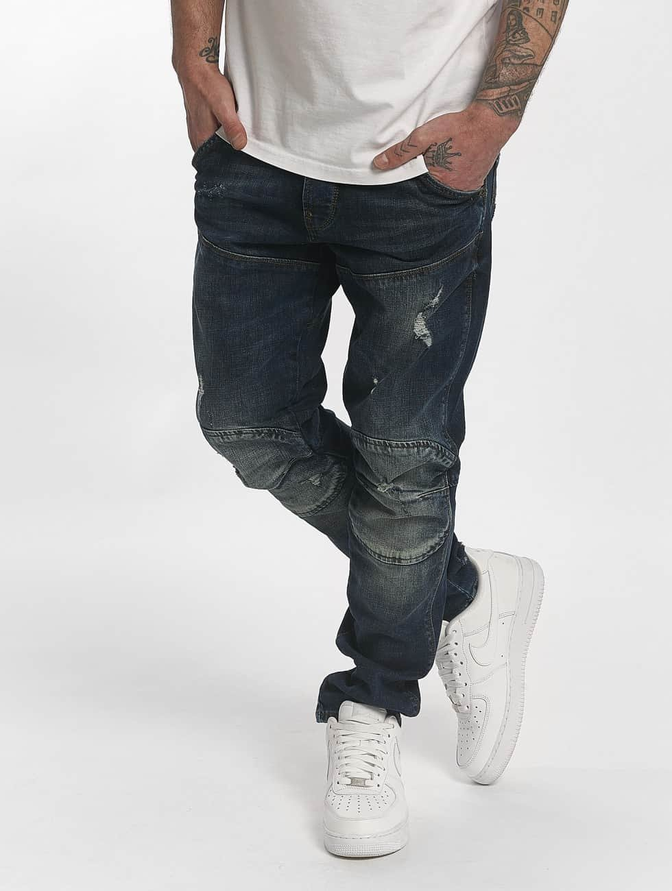 Yakuza Straight Fit Jeans 893 Straight blue